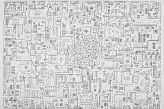 Sin título, de la serie Planos, 1986, 12/100, 70 x 100 cm.
