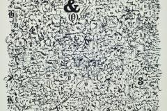 Lembranzas. 1979, litografía offset, 17/30 38x26,8 cm.