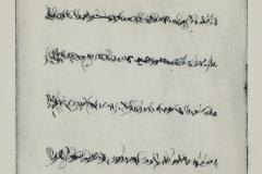 Sin título, 1977, aguafuerte, 26,7x18,9 cm.