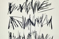 Sin título, 1984, serigrafía, prueba de artista 34,9x24,9 cm.
