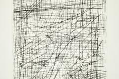 Sin título, ca. 1977, grabado, 48,9x39,3 cm.